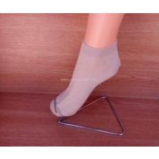 Titok pamut zokni - drapp 41-42