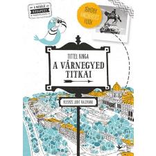 Tittel Kinga TITTEL KINGA - A VÁRNEGYED TITKAI idegen nyelvű könyv
