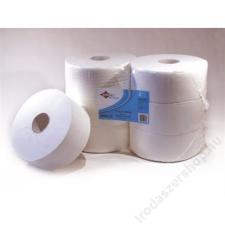 Toalettpapír, 2 rétegű, 200 m, 23 cm átmérő, Jumbo, optimum fehér (UBC13) higiéniai papíráru