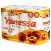 """. Toalettpapír, 3 rétegû, 24 tekercses, """"Vanessa"""""""