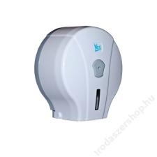 . Toalettpapír adagoló, 26x24x13 cm, Yes, fehér (KHH222) higiéniai papíráru