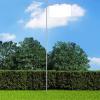 Többrészes alumínium zászlórúd 6,2 m