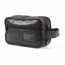 TOILETRY BAG (BLACK) [Egy Méret]