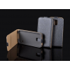 Tok, flip tok, Sony Xperia Z2, szürke, flexi, csomagolás nélküli