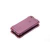 Tok, Ginger, ütésálló szilikon tok, Samsung Galaxy J1 (2016) J120, áttetsző rózsaszín