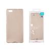 Tok, Mercury i-Jelly, fémhatású matt szilikon, Xiaomi Redmi 5 Plus / Note 5, arany