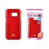 Tok, Mercury Jelly, szilikon, (csillámporos), Huawei Nova, piros