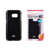 Tok, Mercury Jelly, szilikon, (csillámporos), Huawei P20, fekete