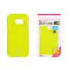Tok, Mercury Jelly, szilikon, (csillámporos), LG G5, lime zöld