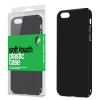 Tok, Plasztik soft-touch felülettel, Xprotector, Xiaomi Redmi 4A, fekete (prémium minőség)