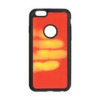 Tok, Thermo szilikon hátlap, Samsung Galaxy J5 (2016) J510, piros