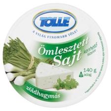 Tolle zöldhagymás kenhető félzsíros ömlesztett sajt 140 g tejtermék