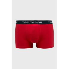 Tom Tailor Denim - Boxeralsó - élénk piros - 1407091-élénk piros