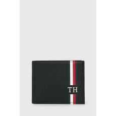 Tommy Hilfiger - Bőr pénztárca - fekete - 1570705-fekete