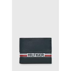 Tommy Hilfiger - Bőr pénztárca - sötétkék - 1567387-sötétkék