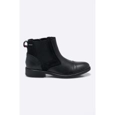 Tommy Hilfiger - Cipő Jeff - fekete - 1211375-fekete
