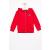 Tommy Hilfiger - Gyerek felső 98-164 cm - piros - 1298366-piros