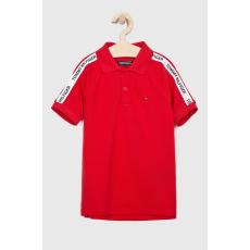 Tommy Hilfiger - Gyerek póló 110-176 cm - piros - 1351608-piros