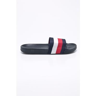 Tommy Hilfiger Papucs cipő - sötétkék - Női papucs  árak ... 9d787eac03