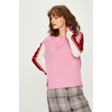 Tommy Jeans - Pulóver - rózsaszín - 1497549-rózsaszín