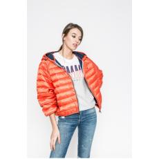 Tommy Jeans - Rövid kabát - narancssárga - 1112677-narancssárga