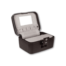 Top Choice kozmetikai bőrönd fekete, 97607