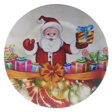 TOP HAUS Karácsonyi tányér 33 cm 5995178 karácsonyi dekoráció