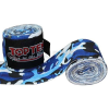 Top Ten Bandázs, Top Ten, rugalmas, kék-fehér, terep, 250 cm