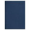 TOPTIMER Traditional, A5 napi beosztású határidőnapló, Kék