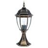 Toronto kültéri álló lámpa (E27) antik arany, 495 mm