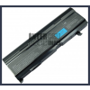 Toshiba DynaBook CX/855LS 6600 mAh 9 cella fekete notebook/laptop akku/akkumulátor utángyártott