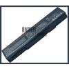 Toshiba Dynabook Satellite K45 266E/HDX 4400 mAh 6 cella fekete notebook/laptop akku/akkumulátor utángyártott