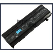Toshiba PA3457U-1BRS 6600 mAh 9 cella fekete notebook/laptop akku/akkumulátor utángyártott toshiba notebook akkumulátor