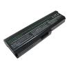 Toshiba PA3636U-1BRL laptop akku 6600mAh utángyártott