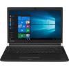 "Toshiba Portege A30-C-1CW laptop, Intel® Core™ i5-6200U 2.30 GHz-es processzorral, Skylake™, 13.3"", Full HD, 8GB, 256GB SSD, DVD-RW, Intel® HD Graphics 520, Microsoft Windows 10 Pro, Nemzetközi kiosztású billentyűzet, Fekete (PT363E-0VY07HG6)"