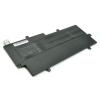 Toshiba Portege Z930 series 2200 mAh 4 cella fekete notebook/laptop akku/akkumulátor utángyártott