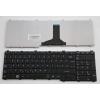 Toshiba Satellite Pro C660D fekete magyar (HU) laptop/notebook billentyűzet
