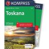 Toskana túrakalauz - Kompass WF 5762