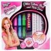 Totum Glamz tetováló, haj- és körömdíszítő készlet - Totum kreatív játékok