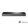 TP-Link T1600G-28TS 24port GbE LAN 4 combo GbE RJ45/SFP menedzselhető Switch