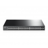 TP-Link T1600G-52PS JetStream 48-Port Gigabit Smart PoE+ Switch with 4 SFP Slots (T1600G-52PS)