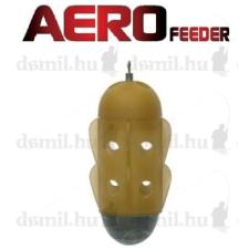 Trabucco AERO FEEDER ROUND LR/40gr*2pcsX5bl horgászkiegészítő