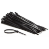 TRACON 191PR 200x4,8mm fekete kábelkötegelő 100db/csomag