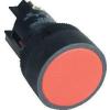 Tracon Electric Tokozott nyomógomb, műanyag testű, piros - 1xNC, 0,4A/400V AC, IP44, d=22mm NYGEA142PT - Tracon
