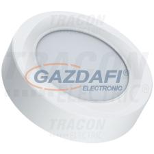 TRACON LED-DLFS-12NW Falon kívüli LED mélysugárzó,kerek, SAMSUNG chippel 230 VAC; 12W; 960lm; D=170×170 mm, 4000 K; IP20, EEI=A+ világítás