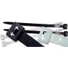 TRACON TRAC.250 Kábelkötegelő 250x4,8mm natúr
