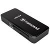 Transcend kártyaolvasó Multi 4in1 USB 3.0 stick, fekete