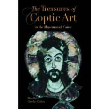 Treasures of Coptic Art – Gawdat Gabra idegen nyelvű könyv