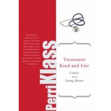 Treatment Kind and Fair – Perri Klass idegen nyelvű könyv