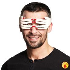 Tréfás szemüveg, kezes - 230622